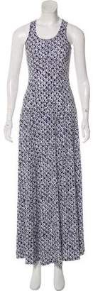 MICHAEL Michael Kors Flared Maxi Dress