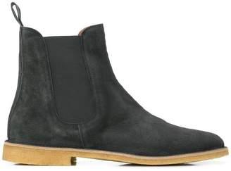 Bottega Veneta Voortrekking ankle boots