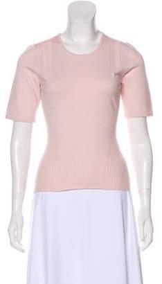 Rachel Comey Spalda Short Sleeve Top
