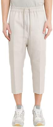 Rick Owens Astaires Cropped Trousers