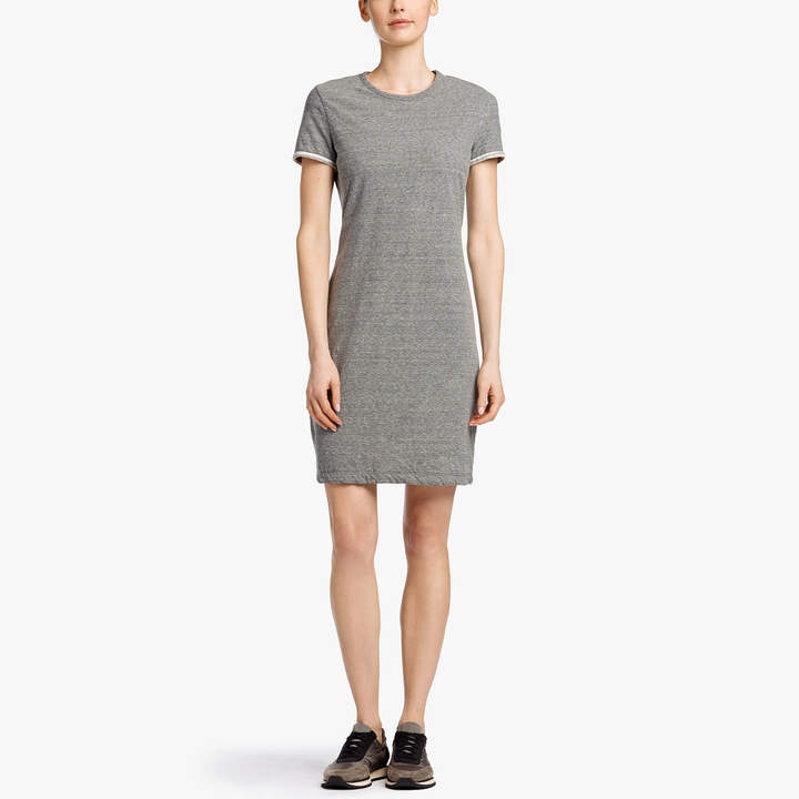 Recycled Knit Tee Dress