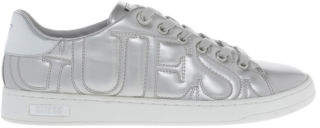 GUESS NEW Cestin Silver Sneaker