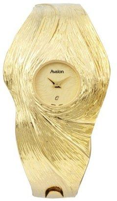Avalon Women 'sゴールド調Florentineファッションバングル腕時計# 9027
