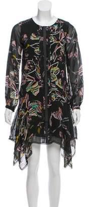 Brita Tryb 212 Silk Dress w/ Tags