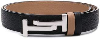 Tod's double T belt