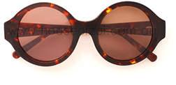 House Of Harlow Daina Sunglasses Tortoise