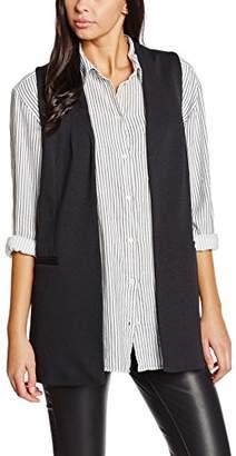 New Look Women's Sleeveless Suit Jacket