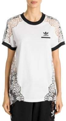 Stella McCartney adidas by Lace Insert Top