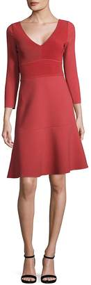 Agnona Women's Lana Wool Dress