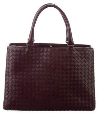 Bottega Veneta Intrecciato Leather Tote Bag Intrecciato Leather Tote Bag