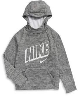 Nike Boy's Logo Hoodie