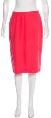 Equipment Knee-Length Pencil Skirt