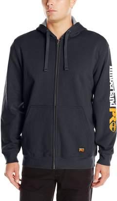 Timberland Men's Hood Honcho Full-Zip Hooded Sweatshirt