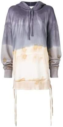Faith Connexion tie-dye hoodie