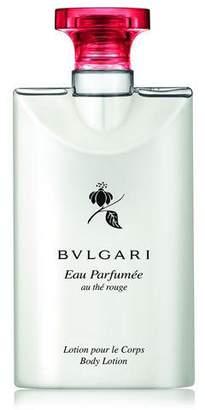 Bvlgari Eau Parfumée au thé rouge Body Lotion, 6.8 oz.