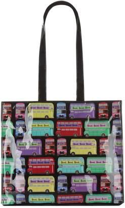 Harrods Bus Tote Bag