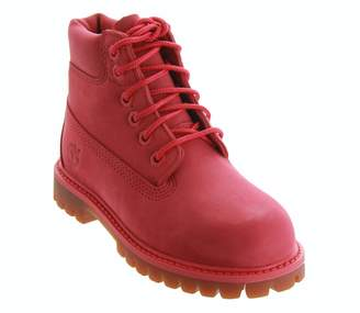 "Timberland Kids Baby Girl's 6"" Premium Waterproof Boot (Toddler/Little Kid) Boot"