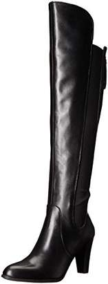 Adrienne Vittadini Footwear Women's Tex Motorcycle Boot