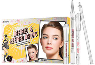 Benefit Cosmetics Defined & Refined Brow Kit, Medium 03