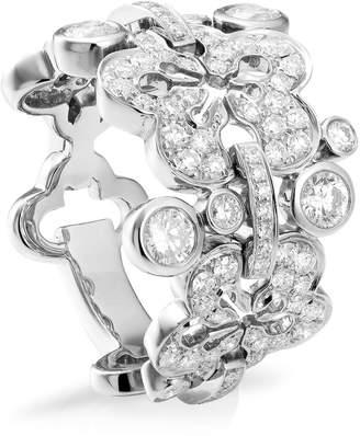Boodles Blossom Diamond Ring