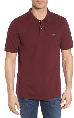 Vineyard Vines Regular Fit Pique Polo
