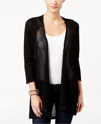 Style & Co. High-Low Lightweight Cardigan, Only at Macy's $59.50 thestylecure.com