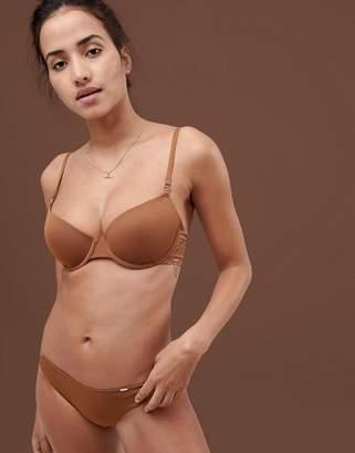Dorina Tone On Tone Isabelle Nude T-Shirt Bra In Medium