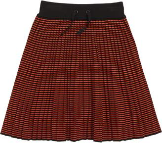 Scotch R'Belle SCOTCH RBELLE Pleat Knit Skirt