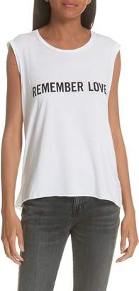 Nili Lotan Remember Love Muscle Tee