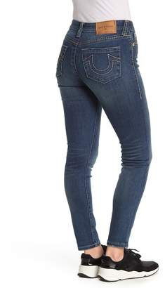 True Religion Halle High Waisted Super Skinny Jeans
