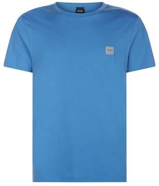 BOSS ORANGE Cotton Chest Logo T-Shirt