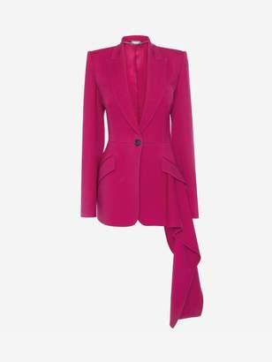 Alexander McQueen Drape Jacket
