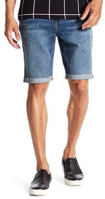 Joe's Jeans Denim Cuffed Shorts