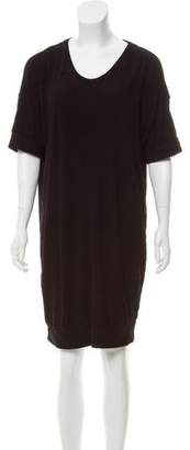 Steven Alan Wool Short Sleeve Dress