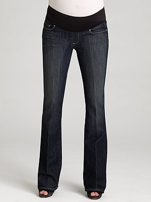 Paige Maternity Laurel Canyon Bootcut Jeans