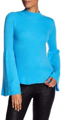 Rachel Roy Bell Sleeve Pullover Sweater