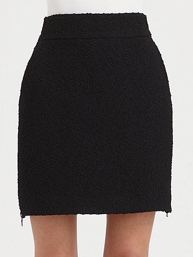 Antonio Berardi Wool Bouclé Skirt