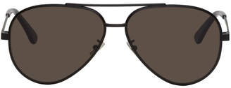 Saint Laurent Black Classic 11 Zero Sunglasses