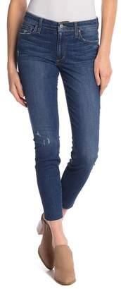 Joe's Jeans Mid-Rise Ankle Skinny Jeans