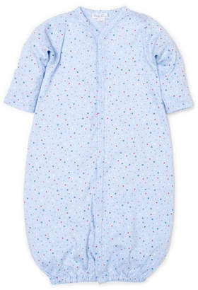 Kissy Kissy Dragons Den Printed Convertible Sleep Gown, Size Newborn-Small
