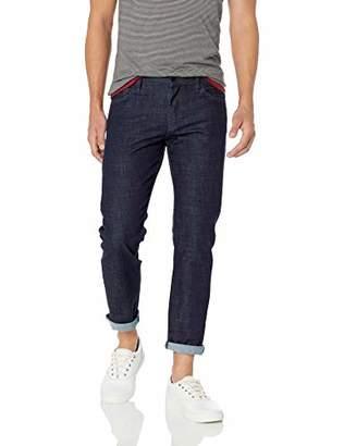 Armani Exchange A|X Men's Straight Fit Denim Jeans