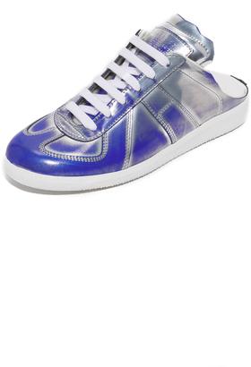 Maison Margiela Mule Sneakers $875 thestylecure.com