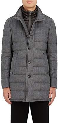 e29616647 Men Down Quilted Coat Moncler - ShopStyle