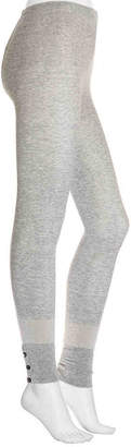 Lemon Chenille Cuff Snap Leggings - Women's