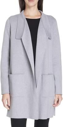 Eileen Fisher Organic Cotton Sweater Jacket