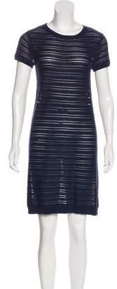 Joie Short Sleeve Knit Dress