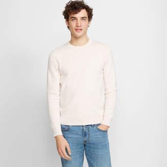 Club Monaco Racking Stitch Sweatshirt