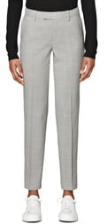 SUISTUDIO Robin Classic Wool Trousers