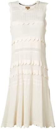 Burberry wave dress