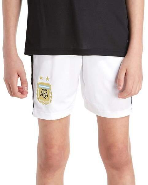 Argentina 2018 Away Shorts Junior